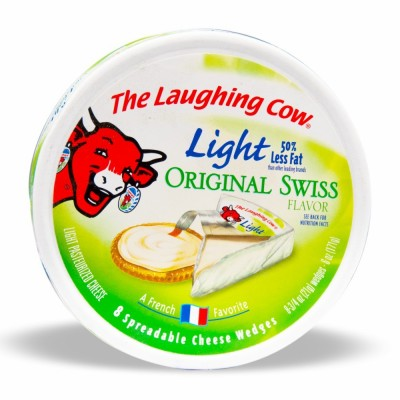 10-361-2 LAUGHING COW LITE            12/6 OZ