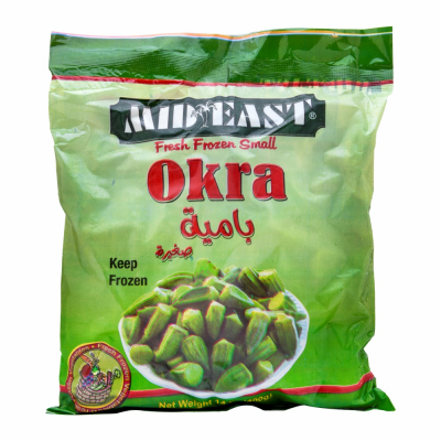 15-111-2 M-E FROZEN SMALL OKRA      20/400 GR