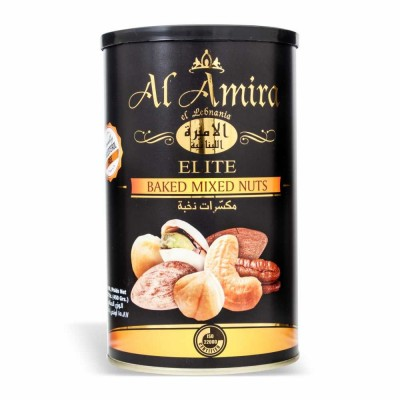 17-639-1 AL AMIRA ELITE NUTS 12/454 GR