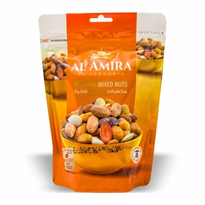 17-645-1 AL AMIRA REG MIXED NUTS 12/300 GR