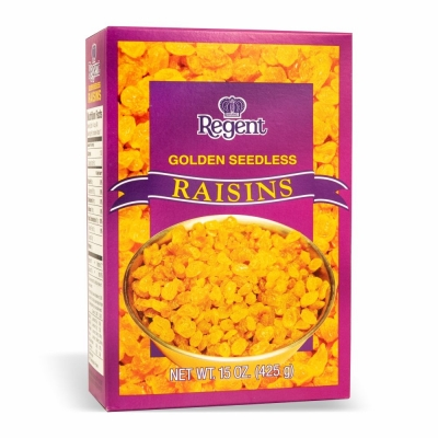 20-303-1 RAISIN GOLDEN SEEDLESS      24/15OZ