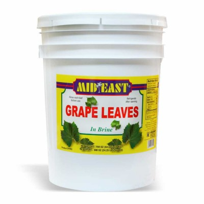 27-115-1 M.E IMP GRAPE LEAVES BULK 24 LB