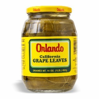 27-150-1 ORLANDO GRAPE LEAVES        12/16 OZ