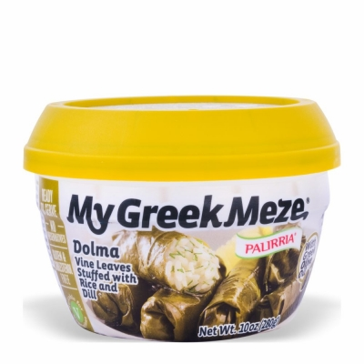 27-621-1 MY GREEK MEZE STUF GRAPE LEAVES 6/280 GR