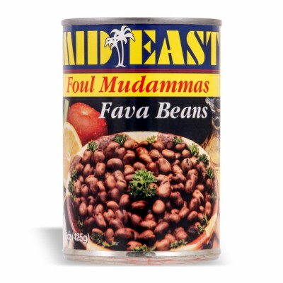 34-100-1 M.E. SMALL FAVA  CANS       24/15 OZ