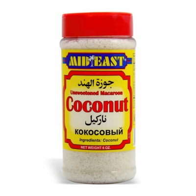 61-110-1 M.E. COCONUT 12/6 OZ