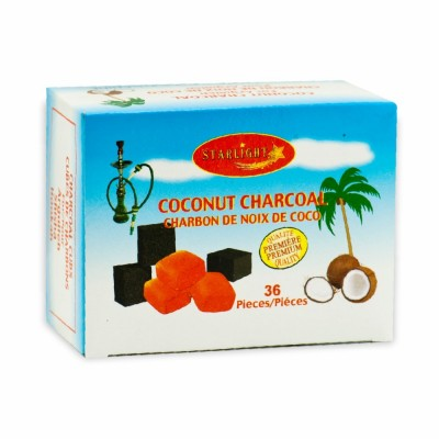 90-336-3 CHARCOAL COCONUT 48/36 PC