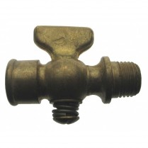 "SD-101 1/4"" MIP x 1/4"" FIP Air Cock"
