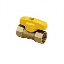 "SG-102BC Brasscraft 3/4"" FIP Brass Gas Ball Valve"