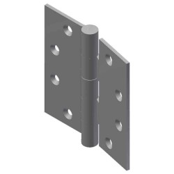 "4-1/2"" x 4-1/2"" Full Mortise Butt Hinge"