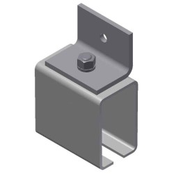 934X25-P229 Slide-Fold Center Bracket-Ptd.