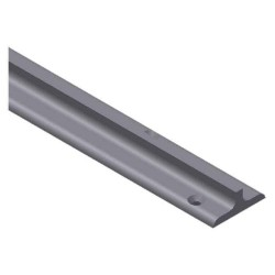 "CR916-T Floor Track x 10'-0""-Black"