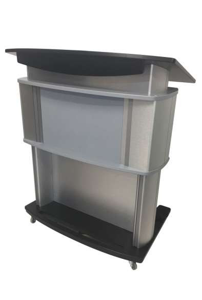 Aluminum Motorized Accessible Lectern