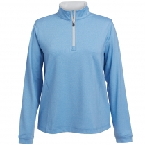 7203 - Women's Jersey 1/4 Zip Jacket