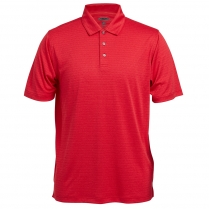 7495 - Men's Heather Jacquard Polo