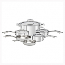 0015-40160/000 ZWILLING TRUCLAD 10 PC COOKWARE SET
