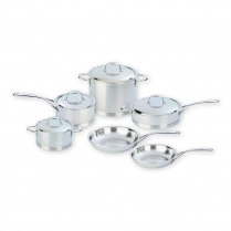0015-40851/150 DEMEYERE ATLANTIS 10PC COOKWARE SET