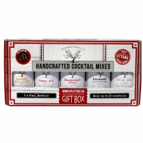 0059-GIFTBOX SPLIT TREE COCKTAIL CO. GIFT PACK
