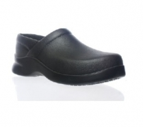 KLOGS BOCA BLACK NON-SLIP KITCHEN SHOES