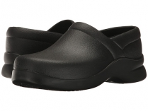 0065-BOCA10WBLK KLOGS CHEF SHOES BOCA BLACK 10 WIDE