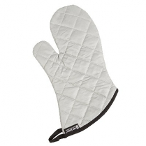 "0111-801SG15 OVEN / FREEZER MITT 15"" UP TO 400F SILVER"