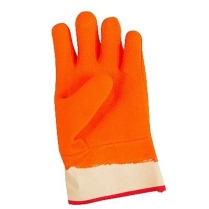 0111-FGI/OR FROZEN FOOD GLOVE UP TO -17 C.  ORANGE