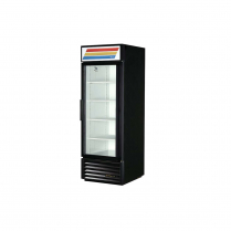 "0213-GDM/23 True Refrigerated Merchandiser 27""W Single Door Black 115V"
