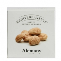 0218-AL102 ALEMANY CARAMELIZED ALMONDS WITH HONEY 120G