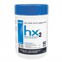 0368-61164 hx2 Hard Surface Disinfectant - 160 Wipes