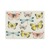 0436-1777046 FLY AWAY CORK-BACKED PLACEMAT SET