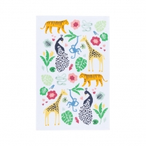 0436-2177280 WILD BUNCH TEATOWEL