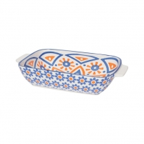 0436-5092019 CITRINE MEDIUM RECTANGLE BAKING DISH