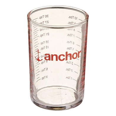 0444-77941 ANCHOR 5OZ MINI MEASURING GLASS