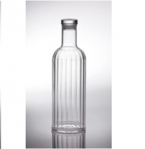 0697-WB33 AMC FLUTED WATER BOTTLE 34oz