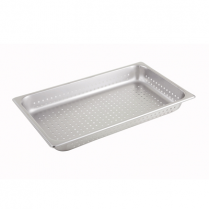 "0710-7002P FULL SIZE PERFORATED STEAM PAN 2.5"" DEEP"