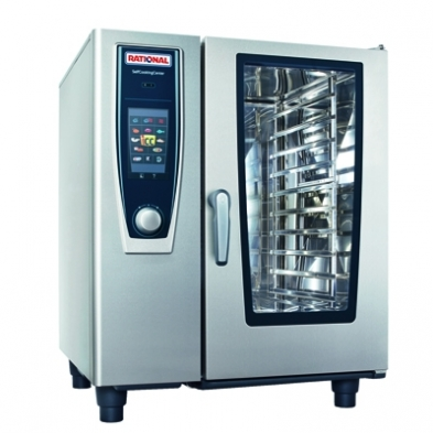 0880-B118106.12 Rational SelfCooking Center - Combi Oven - SCC 101 Electric