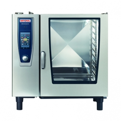 0880-B128106.12 Rational SelfCooking Center - Combi Oven - SCC 102 Electric