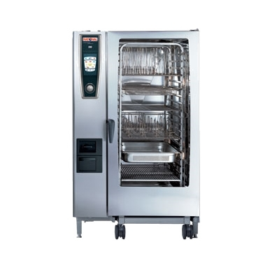 0880-B228206.19E Rational SelfCooking Center - Combi Oven - SCC 202 Nat Gas