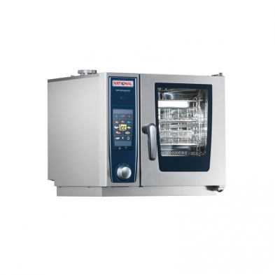 0880-B608106.19 Rational SelfCooking Center - Combi Oven - SCC XS Electric 1