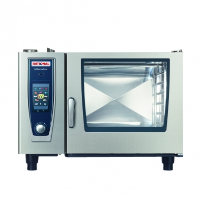 0880-B628106.12 Rational SelfCooking Center - Combi Oven - SCC 62 Electric 2