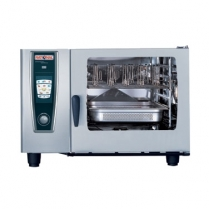 0880-B628206.19E Rational SelfCooking Center- Combi Oven Steamer - SCC 62NG-