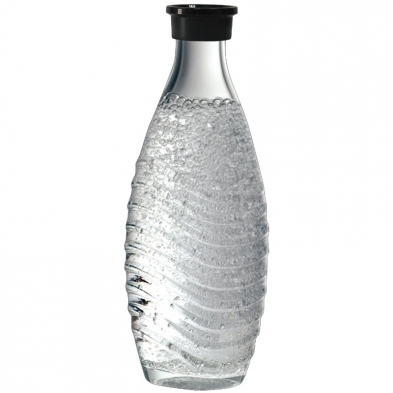 1088-1047100110 PENGUIN GLASS CARAFE(X)