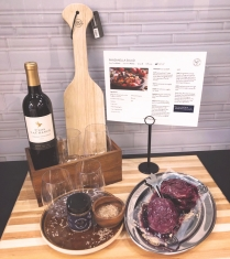 Steak and Wine Gift Package