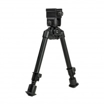 QR Weaver Mount & Notched Legs Bipod