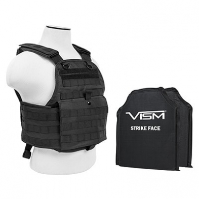 2924 Plate Carrier w/10X12 Soft Panels