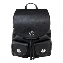 BWP001 Women's CCW Backpack - Black