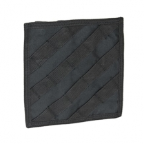 45 Degree Molle Panel - Black
