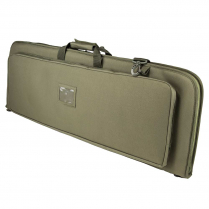 CVDRC2996G-36 Deluxe Rifle Case/ Grn/ 36in