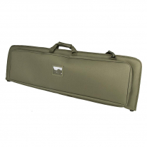 CVDRC2996G-42 Deluxe Rifle Case/ Grn/ 42in