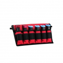 CVMCL3018R Mag Carrier Pouch X8/LRG/Red